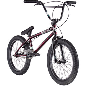 "Kink BMX Curb 20"", gloss smoked red"